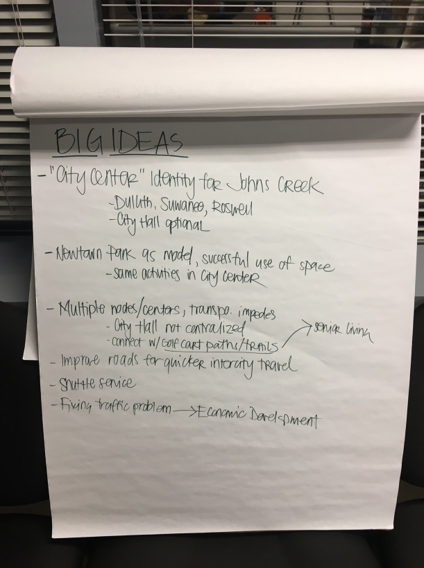 photo-of-big-ideas-discussion-notes-at-cac2